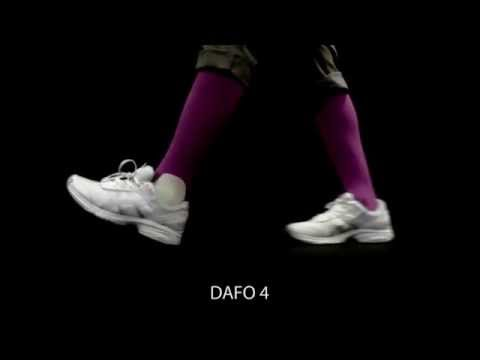 Brace movement | DAFO 4