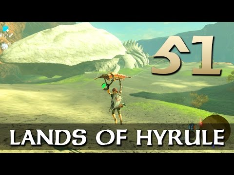 [51] Lands of Hyrule (Let's Play The Legend of Zelda: Breath of the Wild [Nintendo Switch] w/ GaLm)