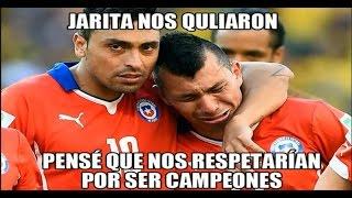 MEMES Chile vs Uruguay 2016 #PartyChilensisFtLaRoja