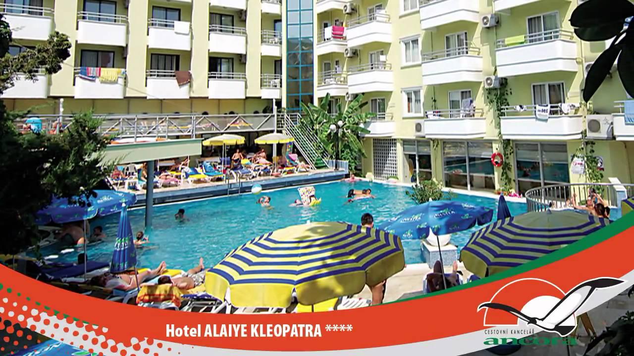 Hotel Alaiye Kleopatra Alanya Turkey Youtube
