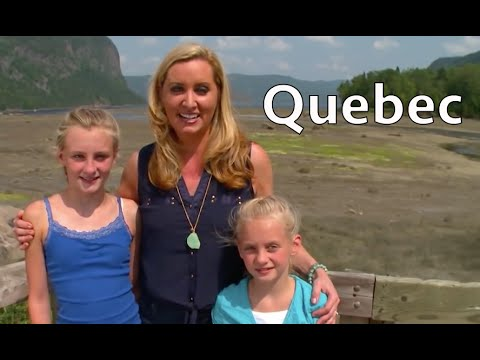 Family Travel with Colleen Kelly: Saguenay-Lac-St-Jean