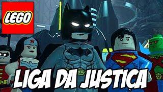 Lego Batman 3 - Liga da Justiça