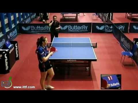 2012 Thailand Junior & Cadet Open. MESHREF Dina (EGY) vs KHLYZOVA Elizaveta (RUS) thumbnail