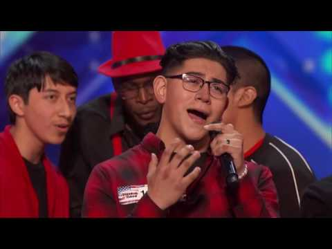 America's Got Talent 2016 Audition - Musicality Public School Singing Group Slays One Direction