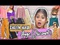 SHEIN HAUL | Black Friday SALE + Huge Discount! SHEIN INDIA | ThatQuirkyMiss