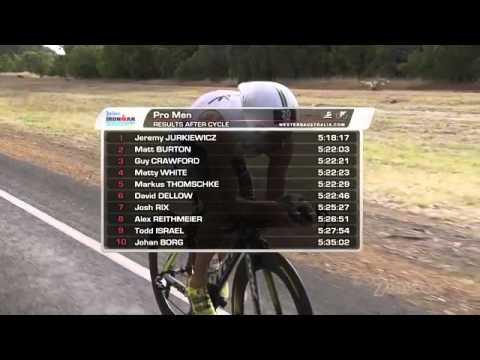 Ironman Western Australia Busselton 2013