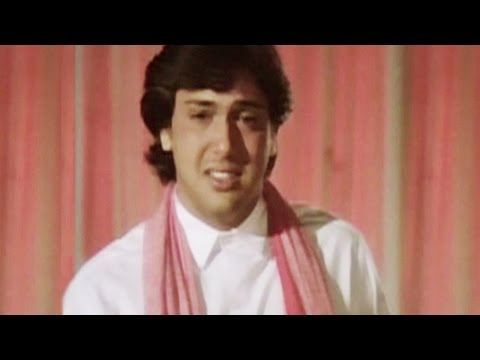 Govinda Does Fabulous Acting In Front Of Director - Swarg, Scene 11/14
