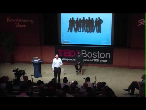 TEDxBoston - John Werner and MacCalvin Romain - Learning Out of the Box