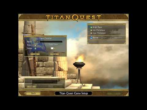 Titan Quest part 1 walkthrough