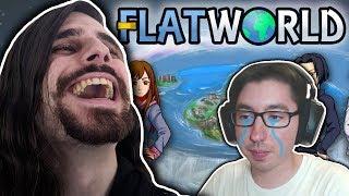 Haciendo llorar a desarrolladores: Guinxu - Flatworld