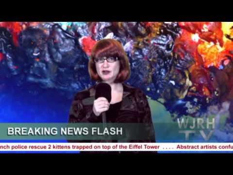 News Break from the Art World