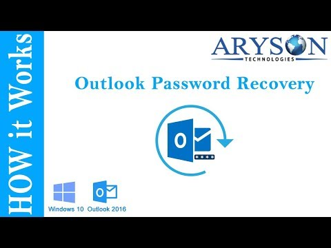 Outlook Email Password Recovery Free Tool For PST Password Recovery