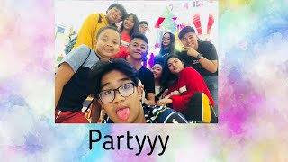 Year end party🌻❣️
