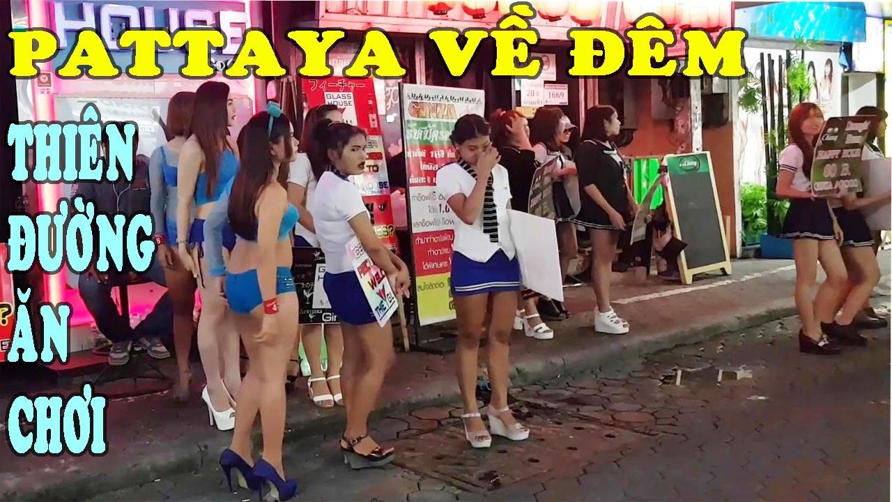 Pattaya – Thiên Đường Về Đêm – Du Lịch Thái Lan P3