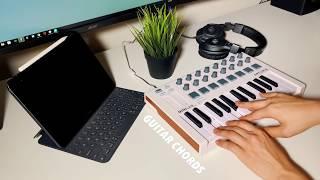 Making a GUNNA and Travis Scott Type Beat | Arturia Minilab MK2