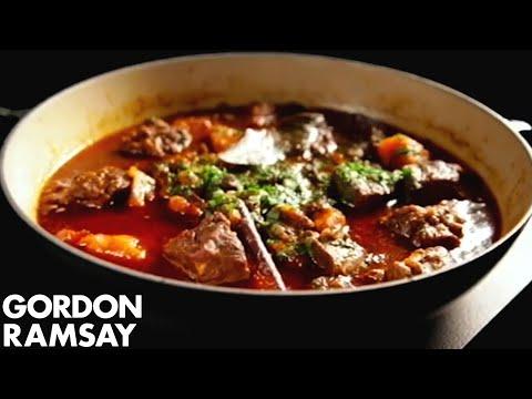 Moroccan Lamb With Potato & Raisins - Gordon Ramsay