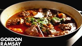 Moroccan Lamb With Potato & Raisins - Gordon Ramsay