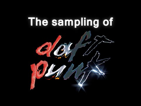 The Sampling of Daft Punk