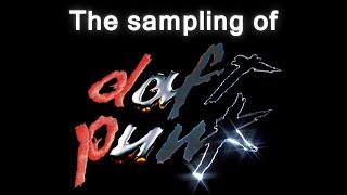 The Sampling of Daft Punk