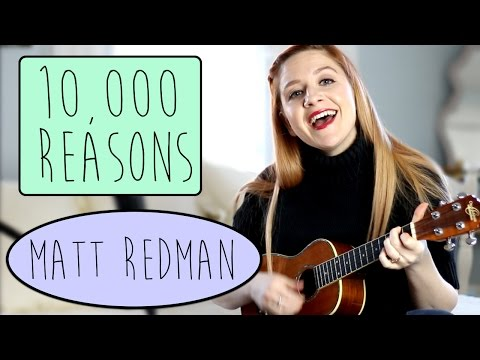 10000 Reasons Bless The Lord Ukulele chords (ver 2) by Matt Redman ...