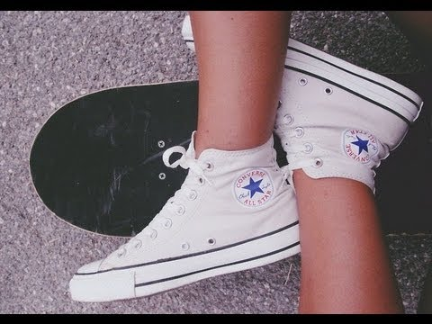 how to make your white converse look new again