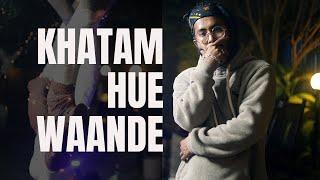 EMIWAY - KHATAM HUE WAANDE || Dance Cover || Touch Dance Studio