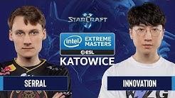 SC2 - INnoVation vs. Serral - IEM Katowice 2020 - Quarter Finals