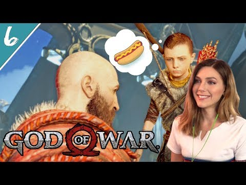 The Light & Hangry Atreus | God of War Pt. 6 | Marz Plays