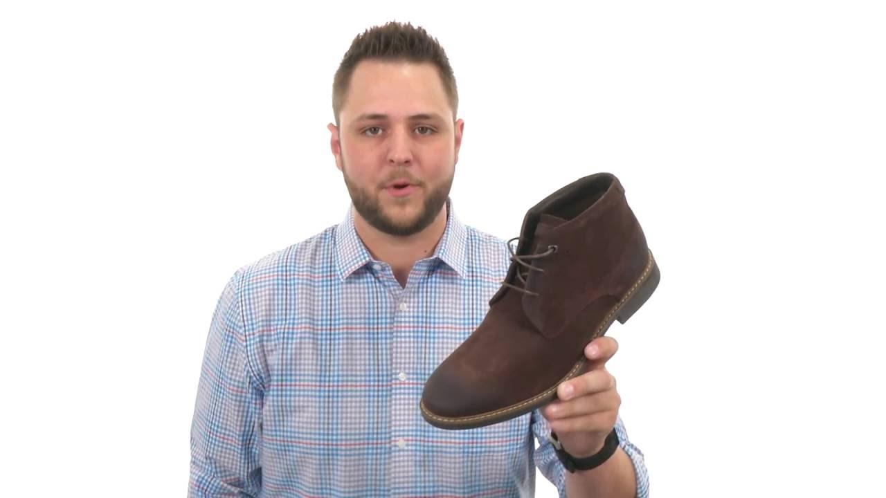 Rockport Mens Classic Break Chukka Boot