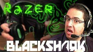 Steelorse - Unboxing du Razer Blackshark 2014 / On le découvre ensemble