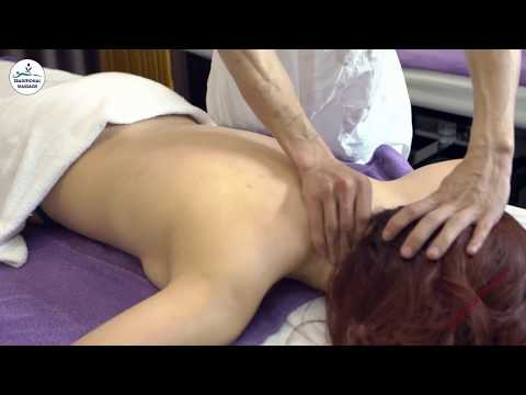 Deep Tissue Massage Techniques & Acupressure Points Therapy