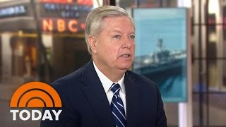 Lindsay Graham: 'We're On A Collision Course With North Korea' | TODAY