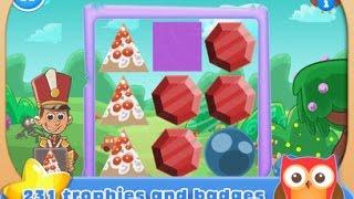 EduGuru Maths Kids age 3-5 educational games - iPad app demo for kids - Ellie