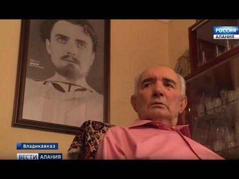На 88 м году ушел из жизни старейший актер Осетинского театра Бексолтан Тулатов