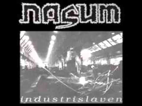 Nasum - (1995) - Industrislaven (FULL ALBUM)