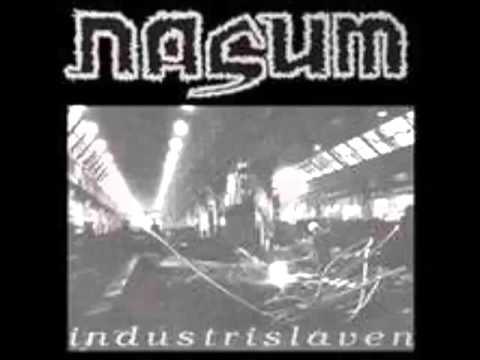 Nasum - (1995) - Industrislaven (FULL ALBUM) music