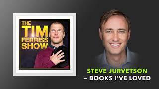 Books I've Loved — Steve Jurvetson  | The Tim Ferriss Show