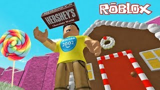 Roblox Escape Candy Land Obby !  || Roblox Gameplay || Konas2002
