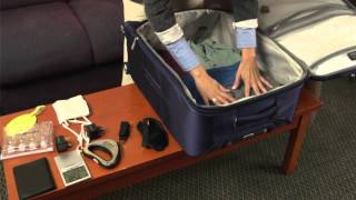 Samsonite How To Fill A Suitcase Thumbnail