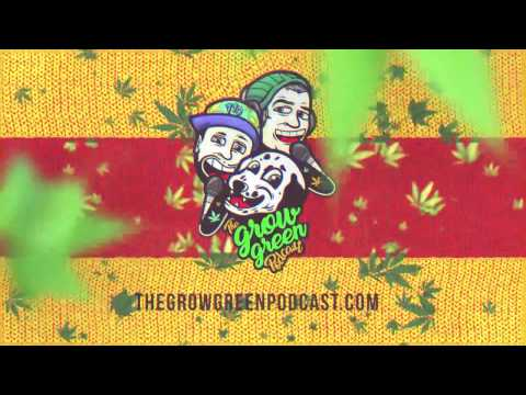 The Grow Green Podcast #2 Getting Started Growing Cannabis (Audio)