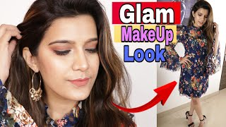 Winter Makeup Tutorial | Step By Step For Beginners | Glam Party Makeup | Super Style Tips