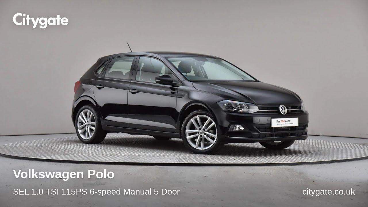 Volkswagen Polo - SEL 1.0 TSI 115PS 6-speed Manual 5 Door - Citygate Volkswagen High Wycombe - YouTube