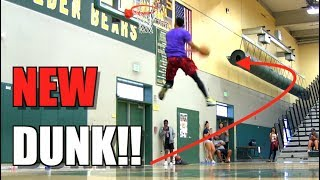 NEW Dunk From Jonathan Clark!! **Dunk Show Preview** Video