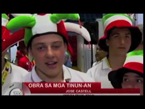 FLL Philippine Islands Invitational 2016 featured at TV PATROL Central Visayas