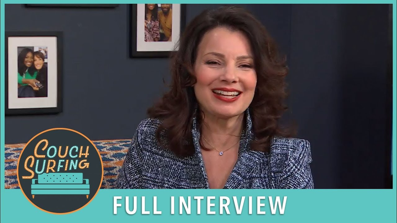 Fran Drescher Breaks Down Her Career: The Nanny, Saturday Night Fever, & More