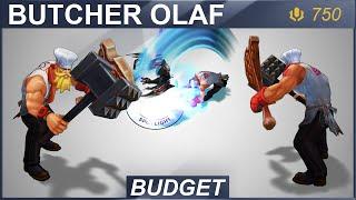 Butcher Olaf Skin Spotlight 2020   SKingdom - League of Legends