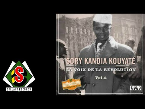 Sory Kandia Kouyaté - La Voix de la Révolution, Vol.2 (Full Album audio)