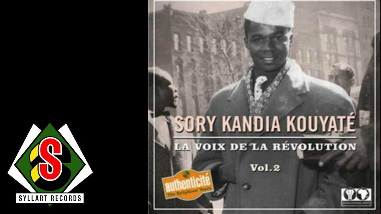 Download Sory Kandia Kouyaté - La Voix de la Révolution, Vol.2 (Full Album audio)