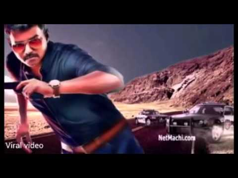 Theri first look Teaser