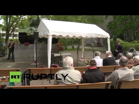 LIVE: Berlin's German-Russian museum commemorates 70th anniversary of end of WWII